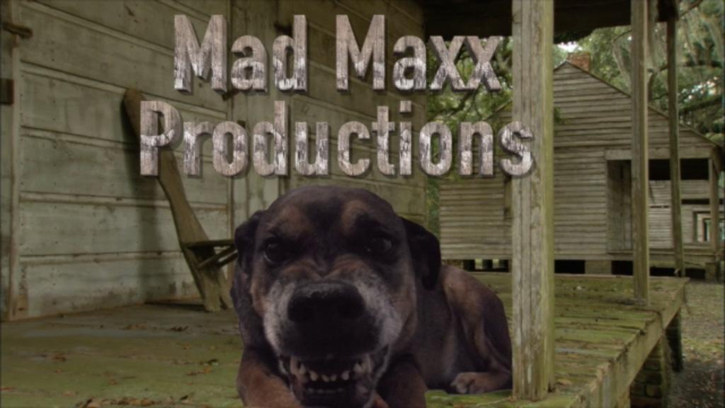 Mad Maxx Title Card